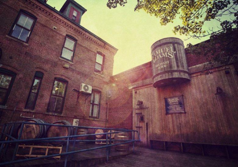 Samuel Adams Brewery Boston