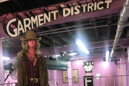 The Garment District Boston