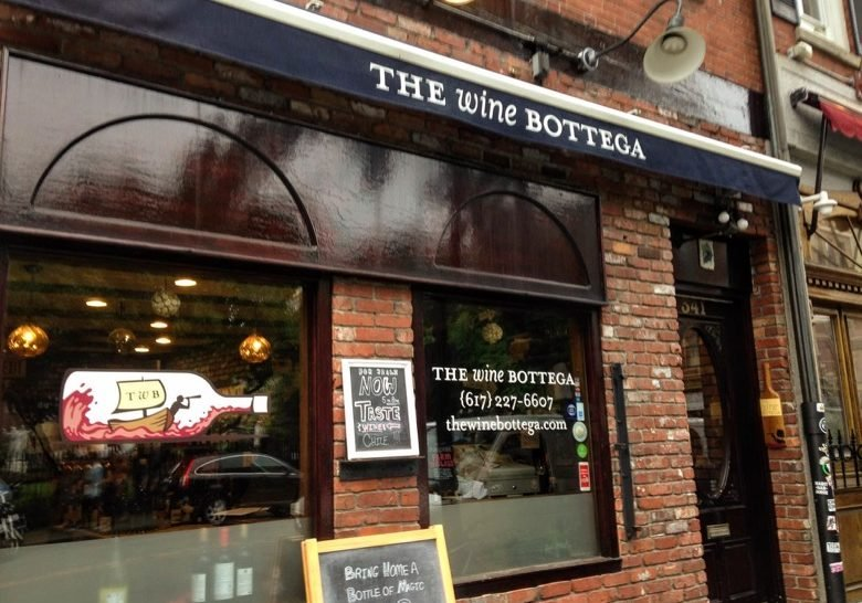 The Wine Bottega – Natural wines in the North End