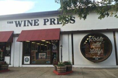 The Wine Press Boston