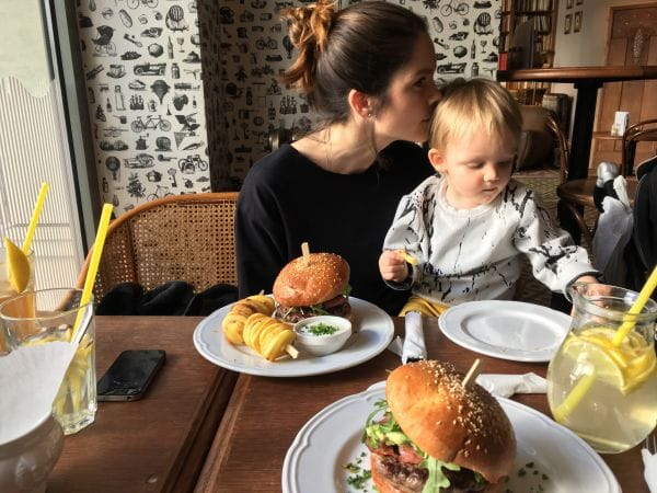 Bistro St. Germain – Lovely place to date
