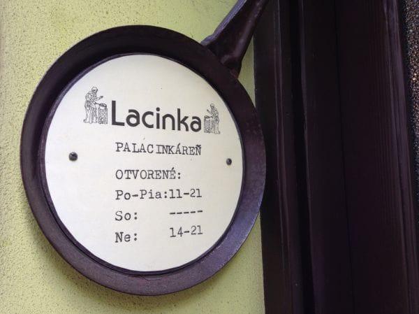 Palacinka Lacinka Bratislava