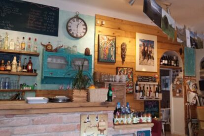 Travel Cafe Dobrodruh Bratislava