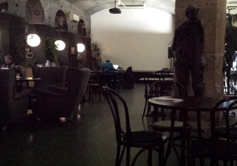 Café Berlinka Bratislava