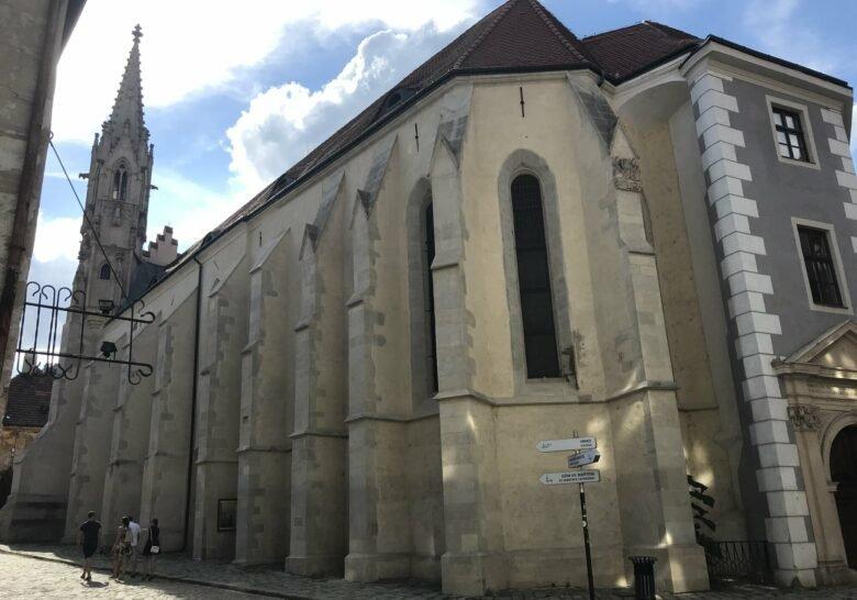 Church of the Clarisses Bratislava