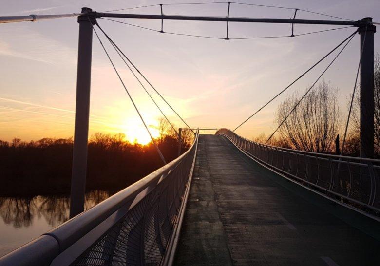 Cyklomost Slobody Bratislava