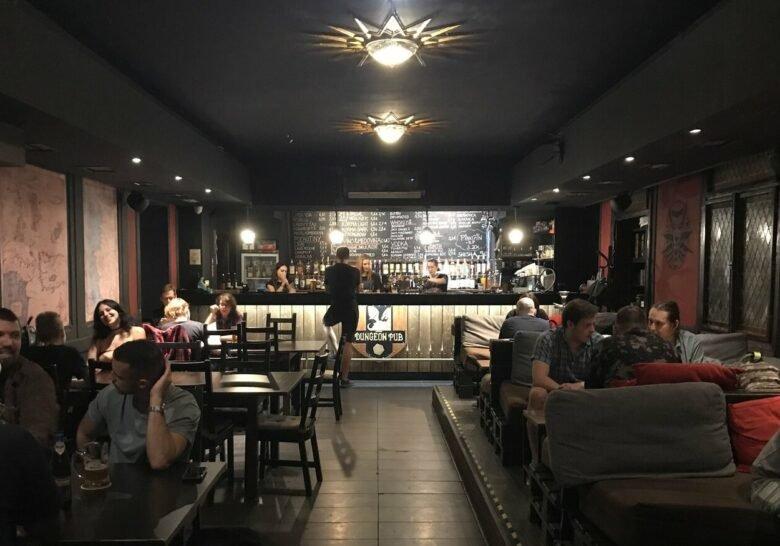 Dungeon Pub Bratislava