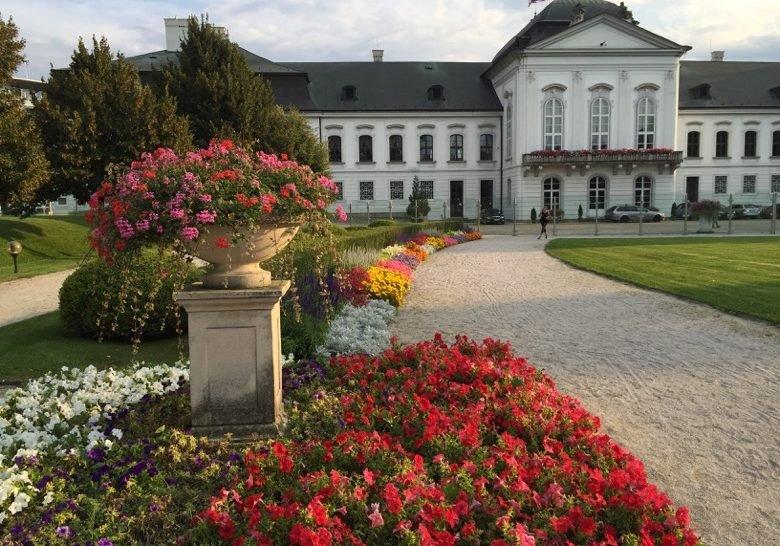 Grassalkovich Garden Bratislava