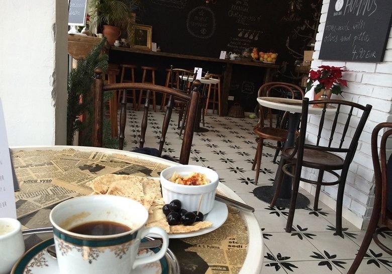 Kava Bar Bratislava