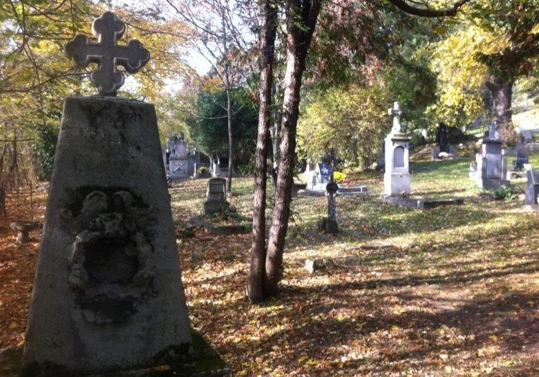 Mikulášsky cintorín Bratislava