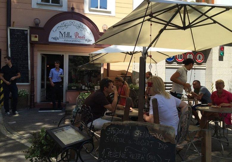 Mille Baci – Un ristorantino