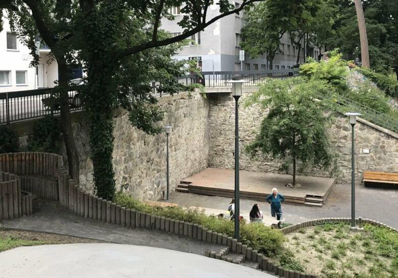 Park Svoradova  Bratislava