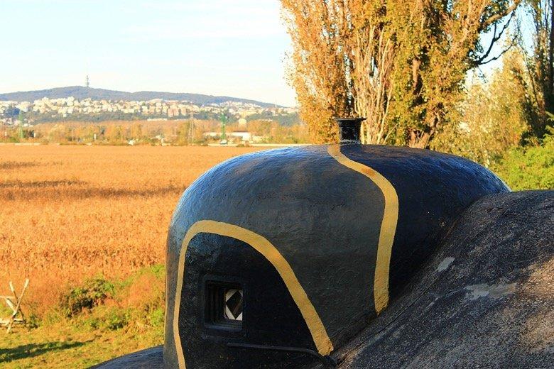 Petržalka Bunker & War Cemetery Bratislava