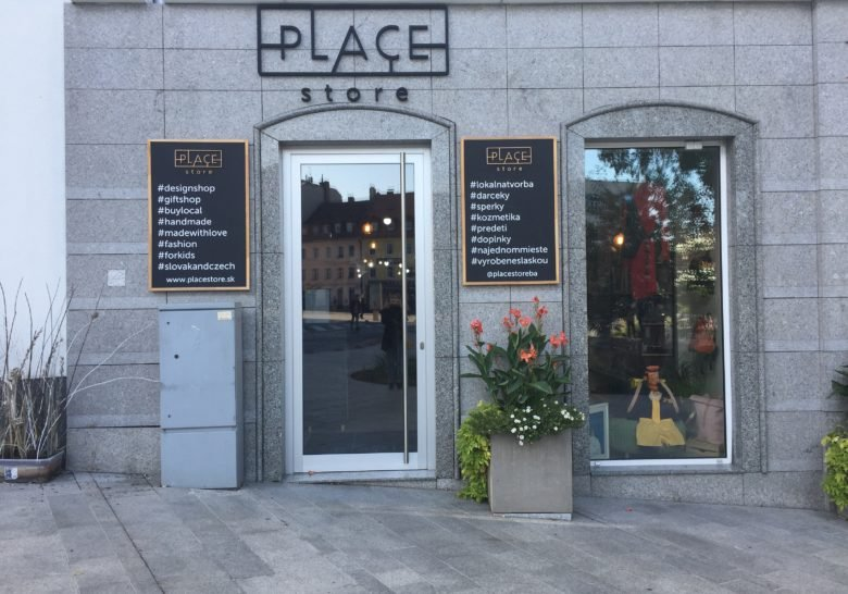 Place Store Bratislava