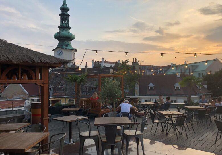 Rooftop by Regal Bratislava