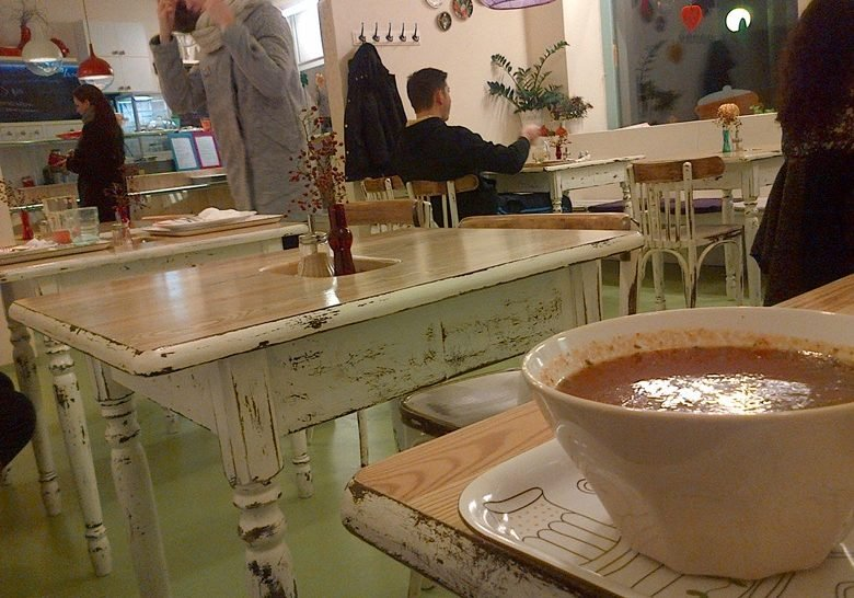 Soupa Bistro – There's always time for soup!