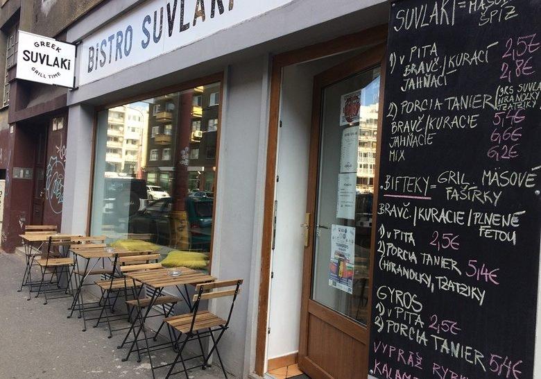 Suvlaki Bistro Bratislava