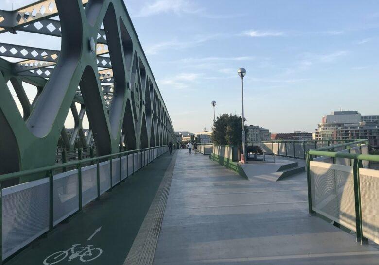 The Old Bridge Bratislava