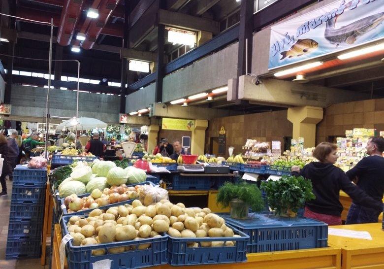 Tržnica Trnavské Mýto – Authentic shopping