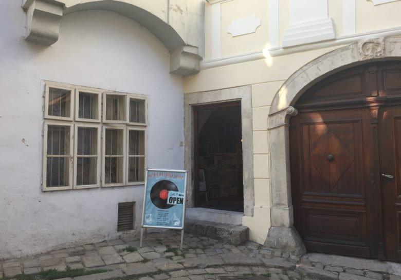 Vinylové Platne Bratislava