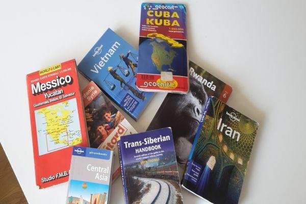 Anticyclone des Acores – Dream travel bookshop