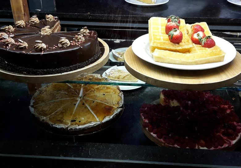 Arcadi – Best quiche and cakes in town