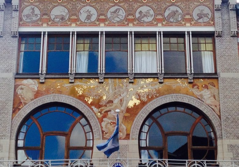 Art Nouveau Walk Brussels