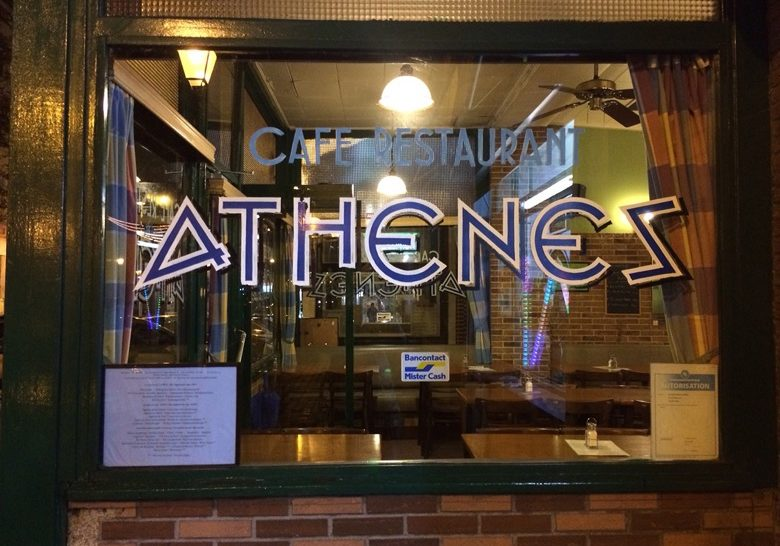 Athenes Brussels