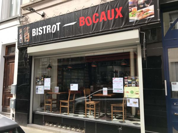 Bistrot Bocaux Brussels