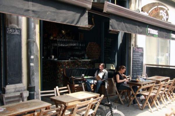 Café Gecko Brussels