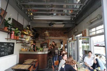 Café La Pompe Brussels