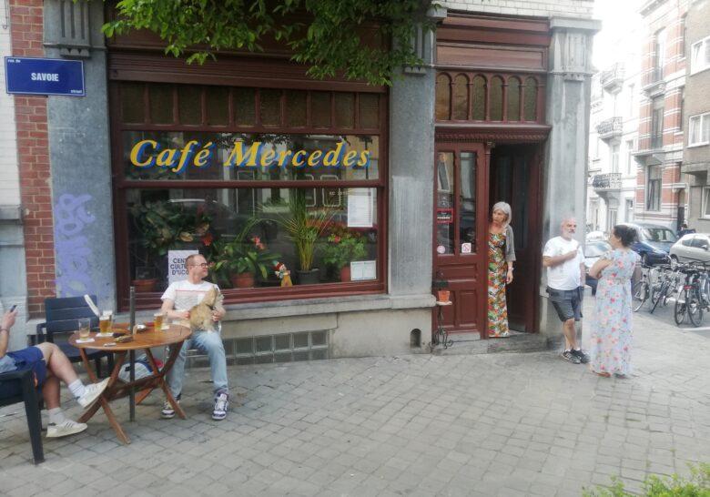 Café Mercedes Brussels