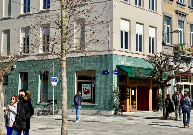 Café Tulipant Brussels