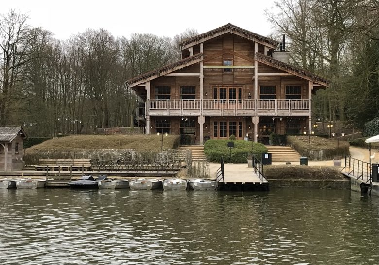 Chalet Robinson Brussels