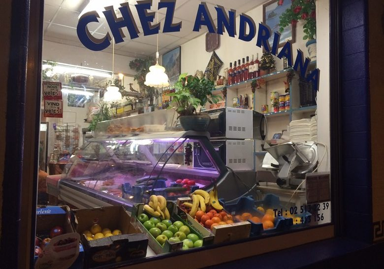 Chez Andriana Brussels