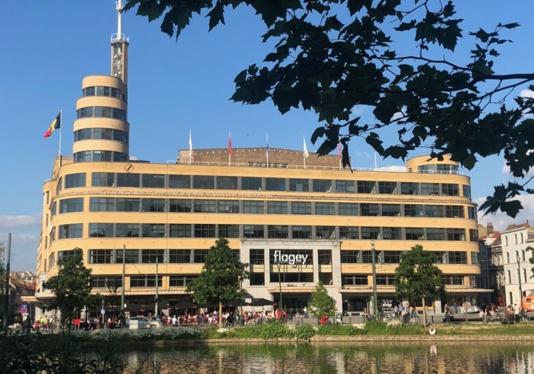 Flagey Building Brussels