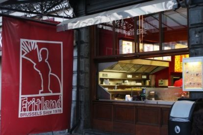 Image result for fritland brussels