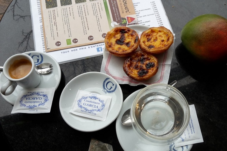 Garcia – Portuguese pasteis de nata