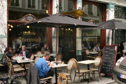 Greenwich taverne Brussels