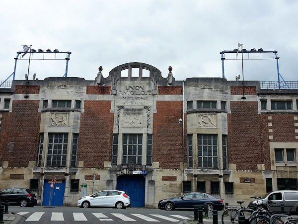 Joseph Marien Stadium Brussels