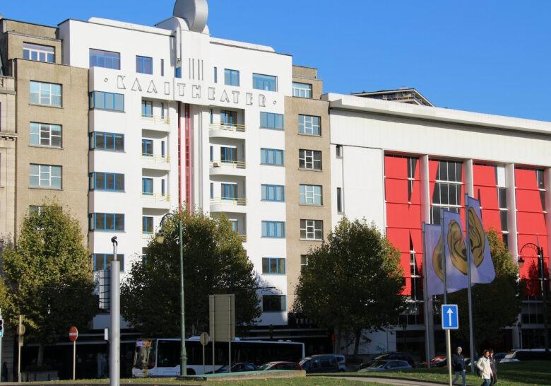 Kaaitheater Brussels