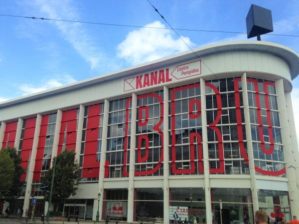 Kanal Centre Pompidou Brussels