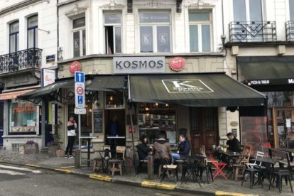 Kosmos Bar Brussels