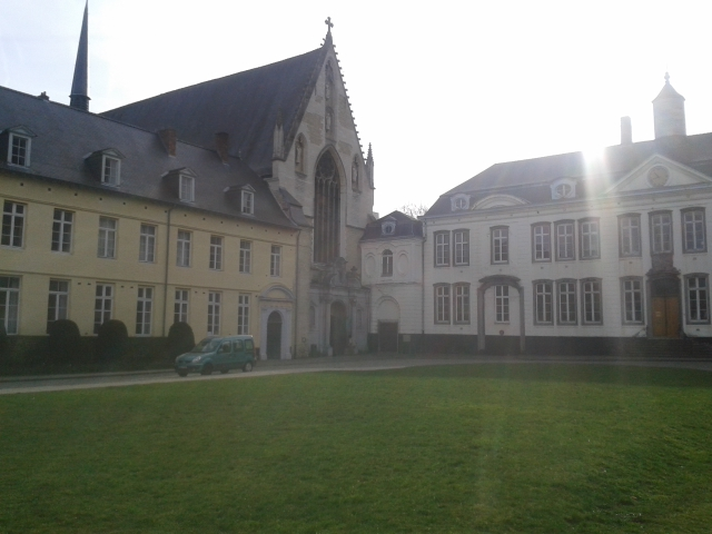 La Cambre Abbey Brussels