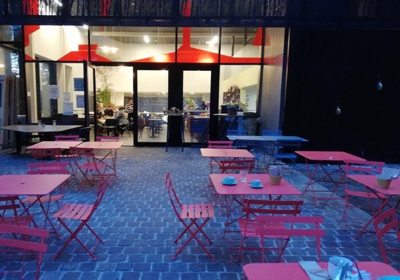 La Laiterie du Parc – Cosy café in green setting
