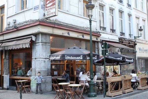 La maison des Crêpes Brussels