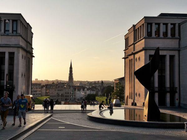 Le Monts des Arts Brussels