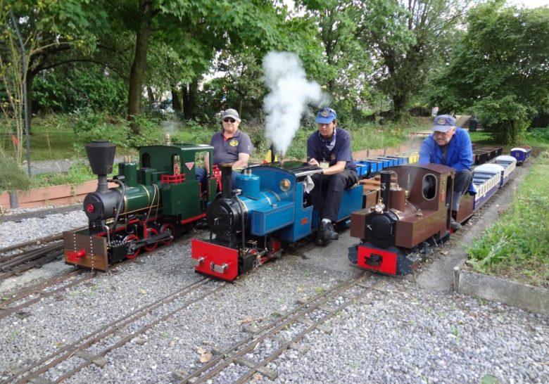 Le Petit Train de Forest Brussels