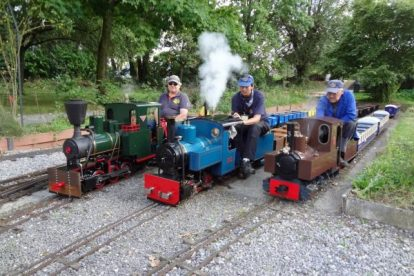 Le Petit Train de Forest Brussels