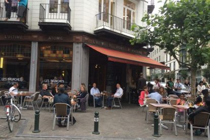 L'Ultime Atome – My special place in Ixelles